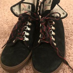 9ebb38974e Vans Shoes - Vans Hadley Hiker Black Gum